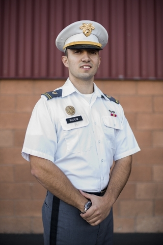 All things Army a passion for West Point cadet | Las Vegas