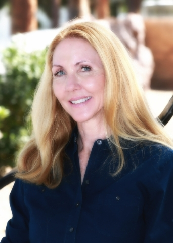 Theresa Gillock has lived on the working ranch with her husband for 15 years. ELKE COTE/REAL ESTATE MILLIONS
