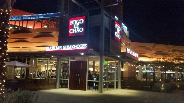 Fogo De Chao Opened At Downtown Summerlin 10975 Oval Park Drive Nov 5