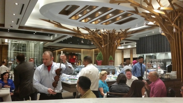 Fogo De Chao Brings Bite Of Brazil To Downtown Summerlin