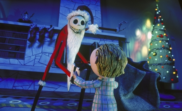 "TIM BURTON´S THE NIGHTMARE BEFORE CHRISTMAS – ABC Family´s ""25 Days of Christmas,Ó cable´s biggest programming event of the year, returns with 25 continuous days of holiday-them ..."
