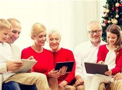 Best holiday gift for seniors? Teach them how to use tech to stay connected