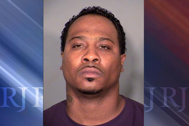 Antonio Woods. (Las Vegas Metropolitan Police Department)