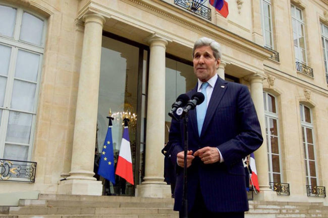 Secretary of State John Kerry (Department of State/Facebook)