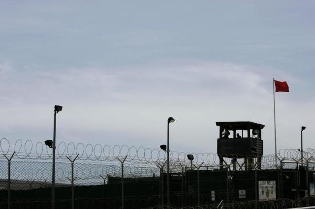 Guantanamo Bay prison in Cuba (Joe Skipper/Reuters)