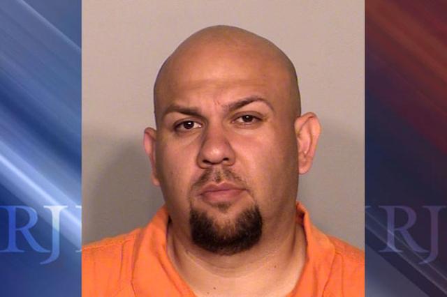 Johnny Jimenez Jr. (Las Vegas Metropolitan Police Dept.)