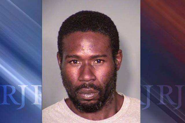 Kelvin James. (Courtesy Las Vegas Metropolitan Police Department)