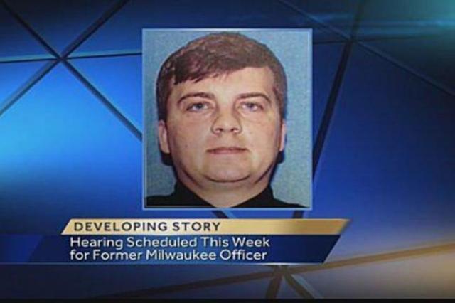 Former Milwaukee Police Officer Christopher Manney (Inform)
