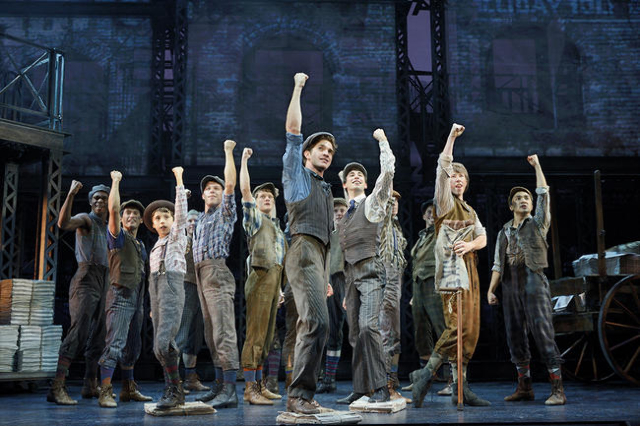 Newsies, a Disney Theatrical Production (Courtesy photo)