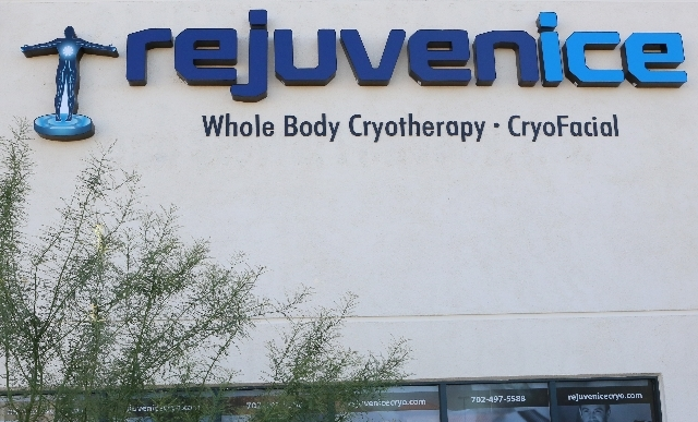 Rejuvenice where Chelsea Ake-Salvacion, 24, of Las Vegas worked and died is shown Monday, Oct. 26 at 8846 S. Eastern Ave. in Henderson. Bizuayehu Tesfaye/Las Vegas Review-Journal Follow @bizutesfaye