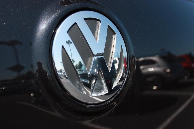 Volkswagen logo (Graphics Project/CNN)