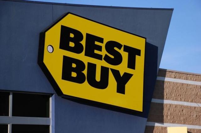Best Buy. (John R. Coughlin/CNNMoney)