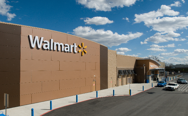 Since launching its Veterans Welcome Home Commitment program in May 2013, Walmart has hired more than 950 veterans across Nevada. (File)