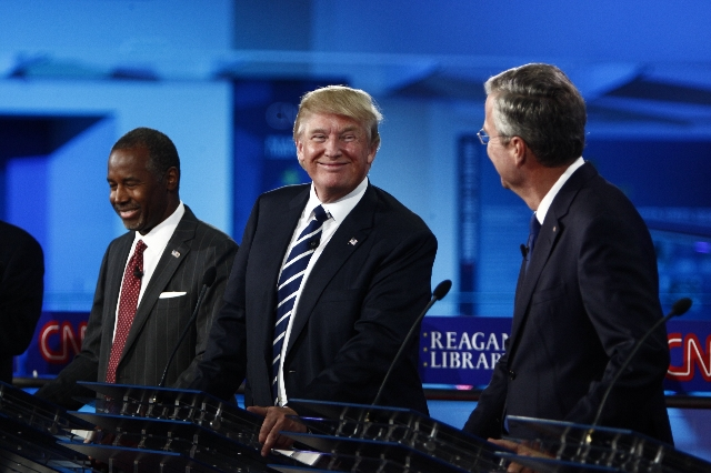 The second GOP presidential debate came and went Wednesday night, Sept. 17, 2015, but there are some key moments that are sure to live on. As an example, Bush demanding Trump apologize to his wife ...