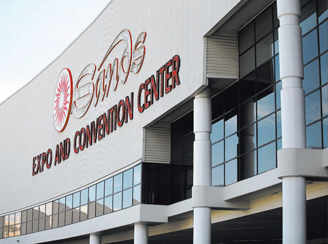 Sands Expo and Convention Center (Las Vegas Review-Journal)