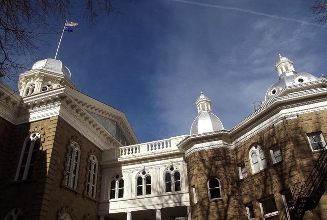 Nevada State Capitol file photo. (Amadscientist/Wikimedia Commons)