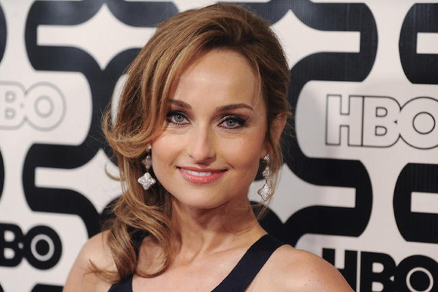 Television personality and chef Giada De Laurentiis arrives at the HBO after party after the 70th annual Golden Globe Awards in Beverly Hills, California January 13, 2013.  REUTERS/Gus Ruelas (UNI ...