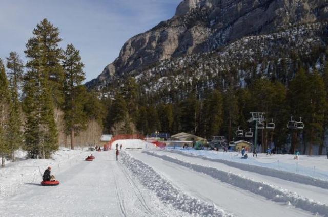 (Las Vegas Ski & Snowboard Resort)