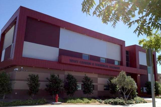 West Career & Technical Academy (John Locher, Las Vegas Review-Journal File)