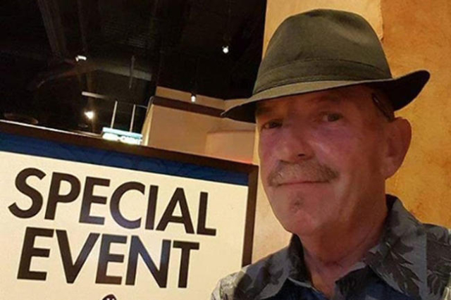 James Francis Smyth, 55, of Las Vegas, was fatally shot by Clark County School District police Friday, Nov. 6, 2015. (Tumblr)