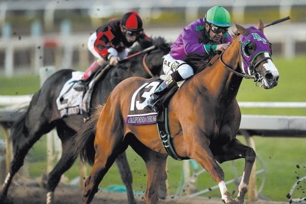 Horse Racing: Today at Santa Anita, Dec  30 | Las Vegas