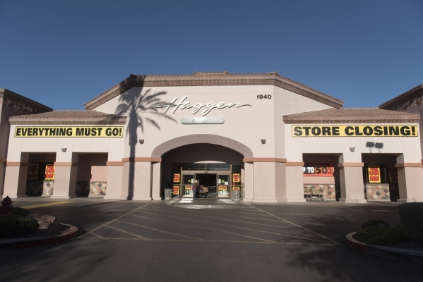 e0c1bfb21d3 Haggen Food   Pharmacy at 1940 Village Center Circle in Las Vegas is shown  Friday