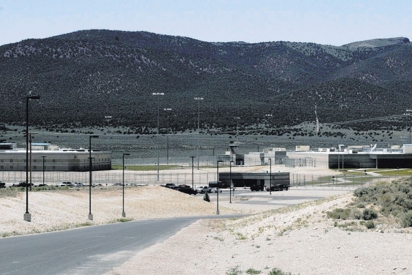 Nevada's death row is housed at Ely State Prison, above, but the execution chamber is at the now-closed Nevada State Prison in Carson City. The 2015 Legislature approved $858,000 to build an ...