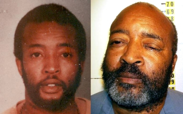 Year placed on death row: 1983 Samuel Howard, 67, robbed and fatally shot dentist George Monahan, 39. They were taking a test drive in 1980 in the van which was for sale by Monahan.
