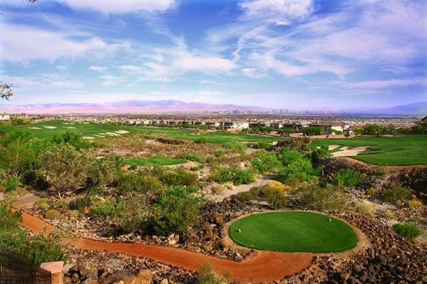 The Dragon Ridge Golf Course. COURTESY