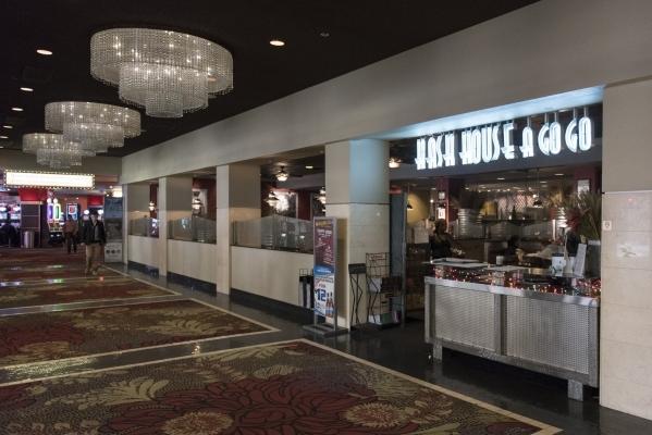 Hash House a go go at the Plaza hotel-casino in Las Vegas is shown Tuesday, Dec. 1, 2015. Jason Ogulnik/Las Vegas Review-Journal