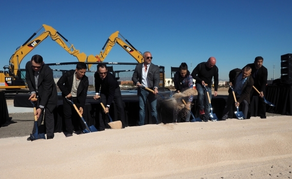 Ufc Starts Construction On New Global Headquarters In Las Vegas Las Vegas Review Journal