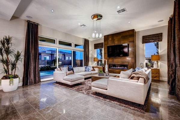 """Sandstone Edge is one of the first new-home products to come out in the market in quite some time, and it is the only development we know of in Southern Nevada that offers this level of luxu ..."