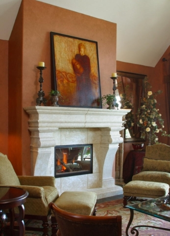 Daniel Coletti, president of Sun West Custom Homes LLC, says that he builds six to 10 custom homes a year and each residence has three to five fireplaces installed, usually in the master bedroom,  ...