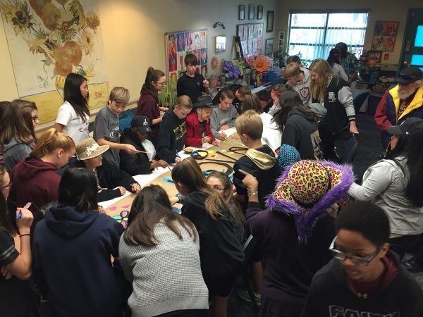 On Nov. 20, 2015, Faith Lutheran Middle School will host its annual Middle School Service Event from 9 a.m. þÄì 12 p.m. More than 700 middle school students and their teachers participate ...