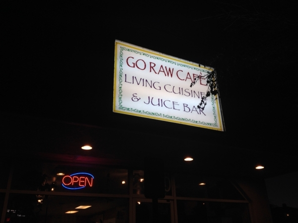 Go Raw Cafe is shown at 2910 Lake E. Drive. Sandy Lopez/View