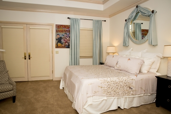 The bedrooms all have en suite baths and nice-sized closets.   TONYA HARVEY/REAL ESTATE MILLIONS
