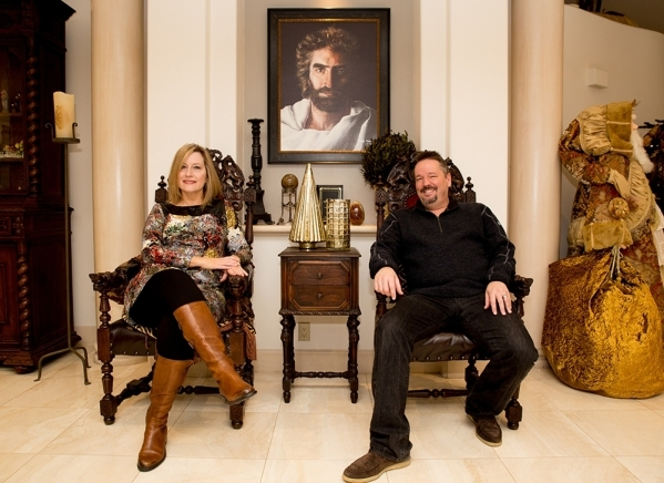 ron fiore century furniture. terry fator and angie fiore in their home tonya harveyreal estate millions ron century furniture