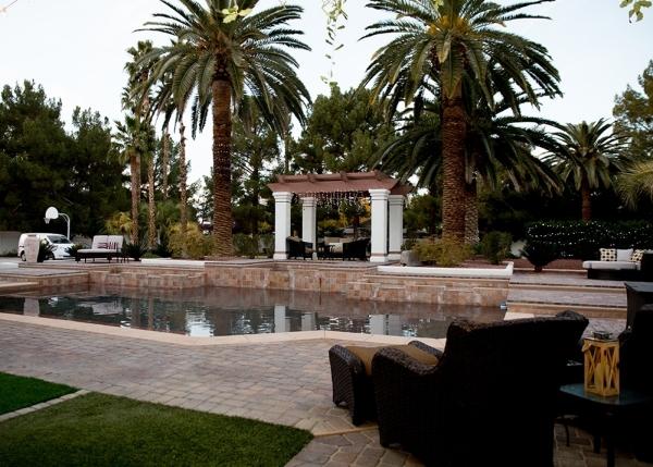 The home's pool area.   TONYA HARVEY/REAL ESTATE MILLIONS