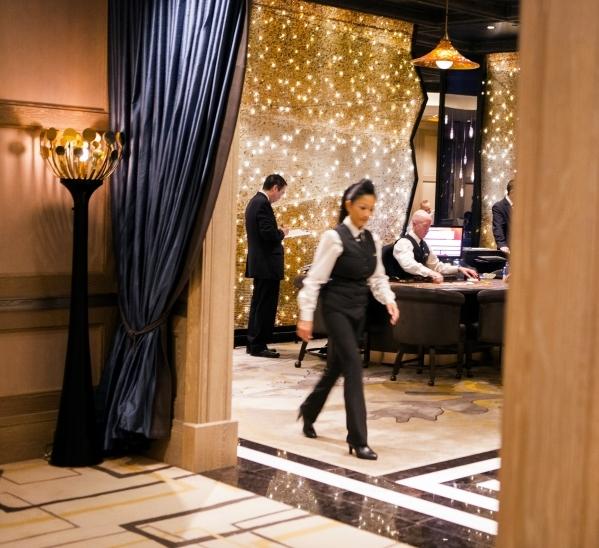 A view of The Talon Club at  Cosmopolitan of Las Vegas, 3708 S. Las Vegas Boulevard is seen on  Thursday, Dec. 10, 2015 .Jeff Scheid/Las Vegas Review-Journal Follow him @jlscheid