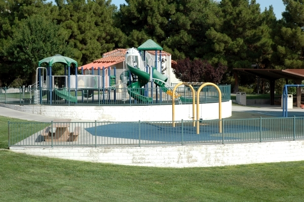 Fox Ridge Park, 420 Valle Verde Drive, which opened in 1985, is set to be renovated after the project goes out to bid in the first quarter of 2016. Special to View