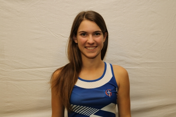 Angelique Friedrich, Bishop Gorman: The freshman won the Division I state singles title, surrendering just eight games in six state tournament sets, and captured the Sunset Region singles title. S ...
