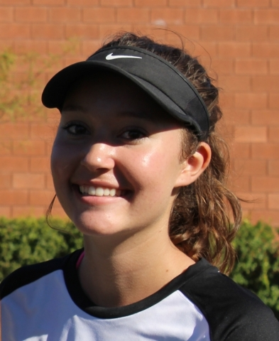 Annie Walker, Palo Verde: The junior was one of the top players for the Panthers, who won their second straight state team title. After finishing third in the state singles tournament last year, W ...