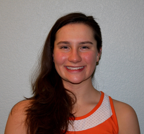 Madelyn Landerfelt, Douglas: The junior finished second in the Division I Northern Region singles tournament and helped the Tigers win the Northern team title.