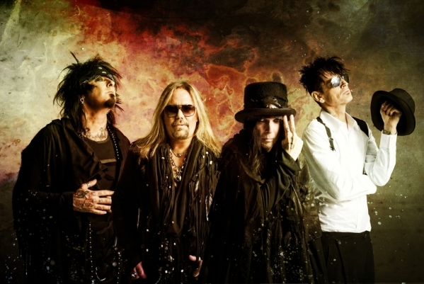 """""""We've never been a critics' band,"""" frontman Vince Neil says of Motley Crue. """"Who wants to be a critics' favorite, when you can be a fan favorite?"""""""