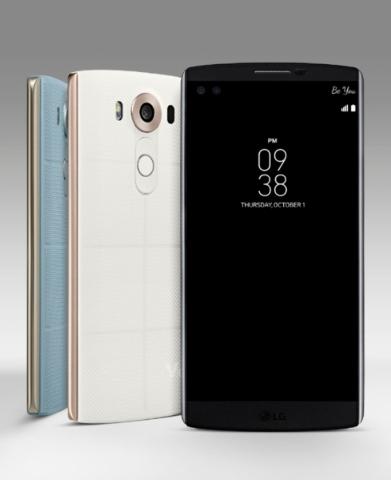 LG V10 (PRNewsFoto/LG Electronics MobileComm USA)