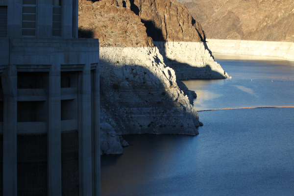 The Hoover Dam near Boulder City is seen on Thursday, Dec. 17, 2015. Erik Verduzco/Las Vegas Review-Journal Follow @Erik_Verduzco