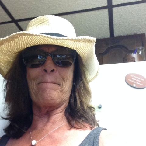 Former Boulder City Animal Control Shelter supervisor Mary Jo Frazier is shown in a photo from her Facebook page. Frazier, who was under criminal investigation earlier this year for illegally tort ...