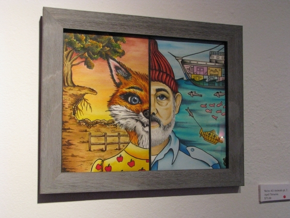 First Friday on Jan. 1 is set to include þÄúThe Life Artistic with Wes AndersonþÄù a group show featuring art inspired by the films of Wes Anderson at Blackbird Studios, 1551 S.  ...