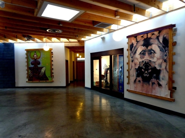 First Friday on Jan. 1 is set to include The Big Art Gallery Big Art Show inside the halls of Art Square, 1025 S. First St. The show is set to feature work by  Kd Matheson, Valentin Yordanov, Bobb ...