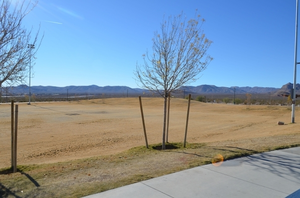 Adult ball fields are on the horizon for the Mountain's Edge Regional Park. Ginger Meurer/Special to View